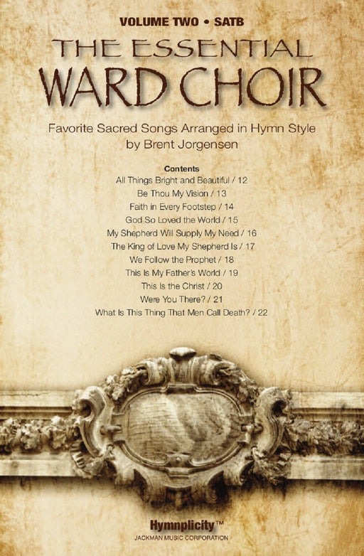 The Essential Ward Choir Vol. 2 - SATB