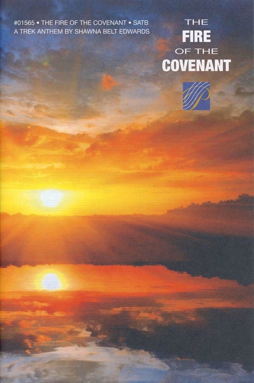 The Fire of the Covenant - SATB | Sheet Music | Jackman Music