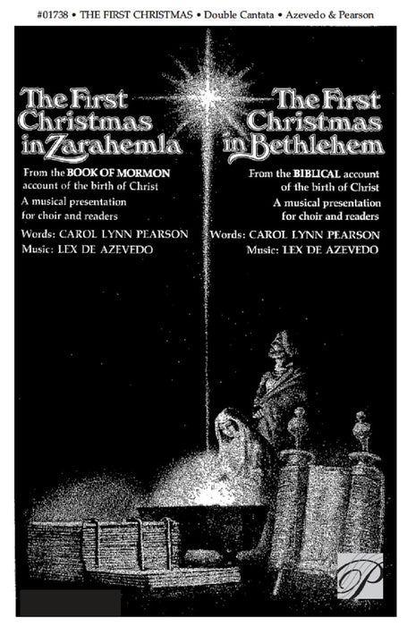 The First Christmas in Zarahemla/The First Christmas in Bethlehem - Cantata | Sheet Music | Jackman Music