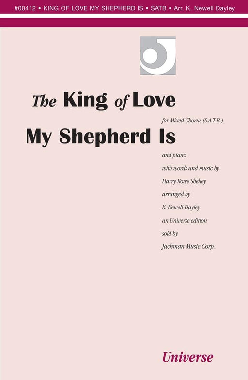 The King of Love My Shepherd Is - SATB | Sheet Music | Jackman Music