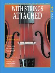 With Strings Attached - Vol. 2 Viola | Sheet Music | Jackman Music