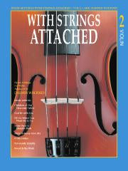 With Strings Attached - Vol. 2 Violin | Sheet Music | Jackman Music