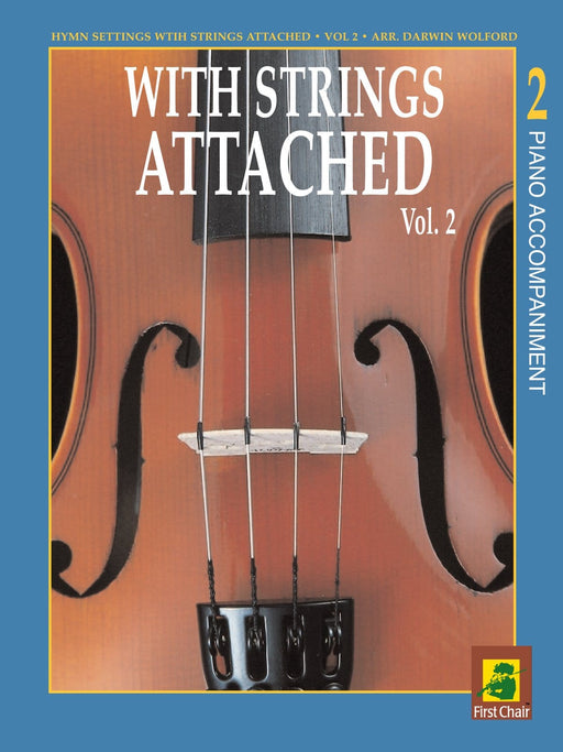 With Strings Attached - Vol. 2 Piano Accompaniment | Sheet Music | Jackman Music