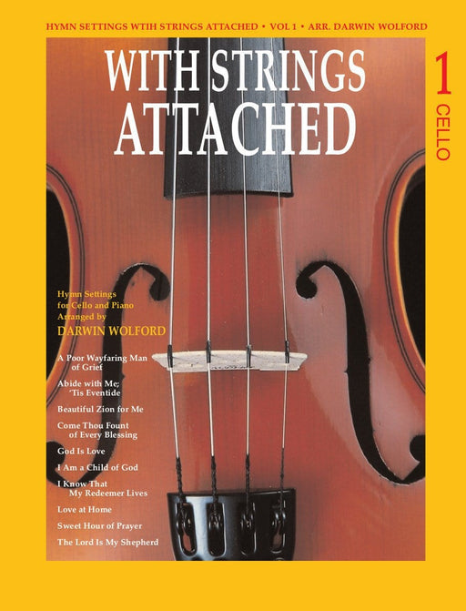 With Strings Attached - Vol. 1 - Cello | Sheet Music | Jackman Music