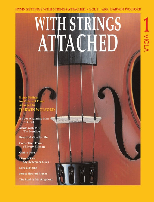 With Strings Attached - Vol. 1 - Viola | Sheet Music | Jackman Music