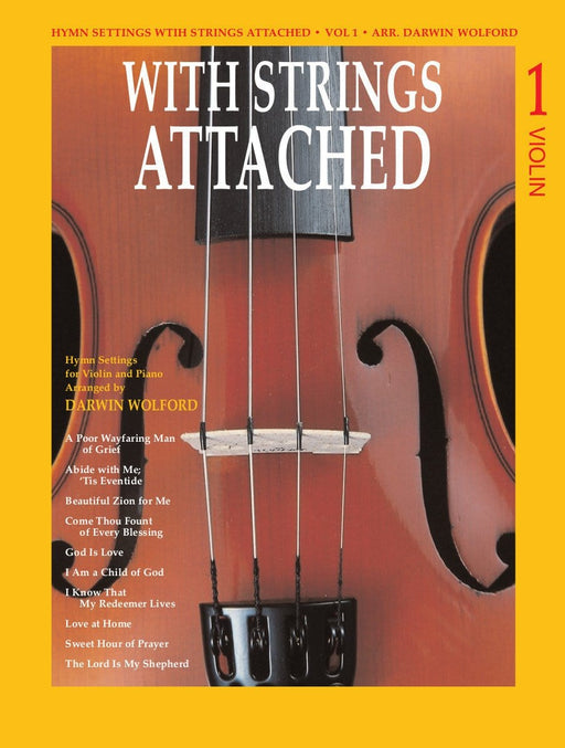 With Strings Attached - Vol. 1 - Violin | Sheet Music | Jackman Music