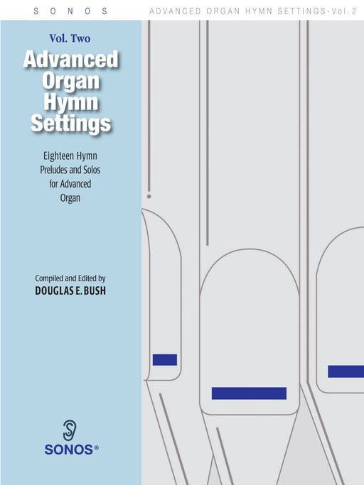 Advanced Organ Hymn Settings - Vol. 2 | Sheet Music | Jackman Music