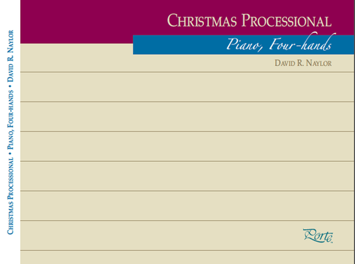 Christmas Processional - Piano Duet