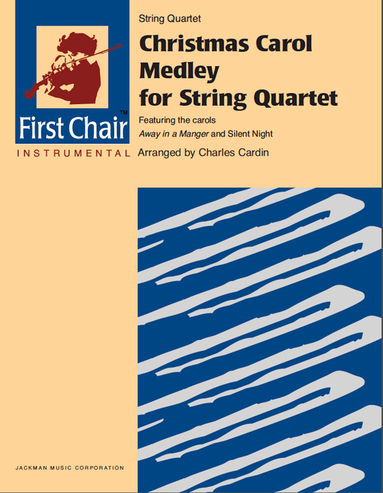 Christmas Carol Medley for String Quartet | Sheet Music | Jackman Music