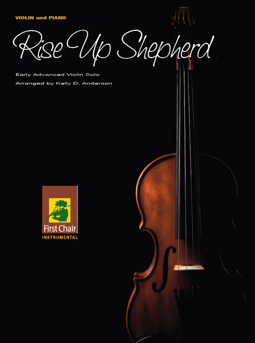 Rise Up, Shepherd, and Follow - Violin Solo | Sheet Music | Jackman Music