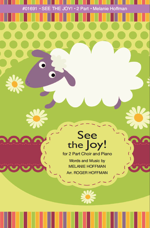 See the Joy! - Two-part | Sheet Music | Jackman Music