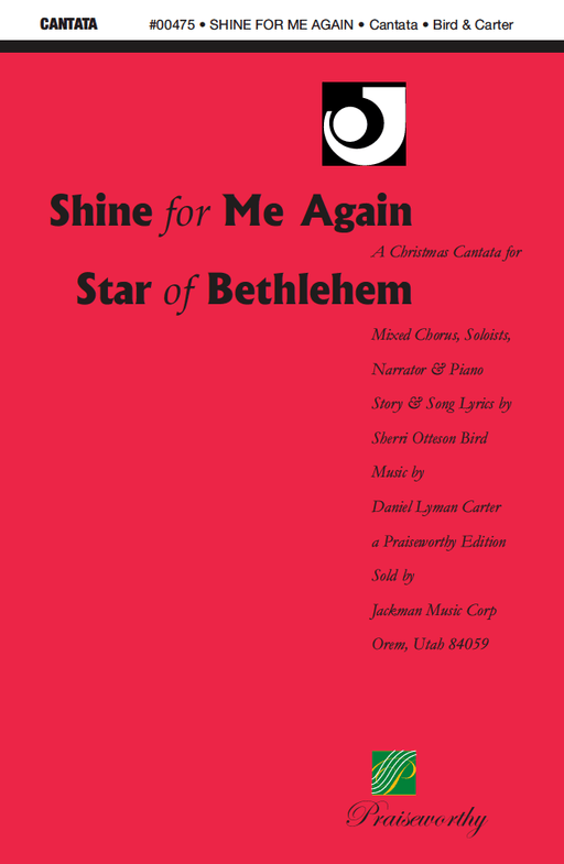 Shine For Me Again, Star of Bethlehem - Cantata | Sheet Music | Jackman Music