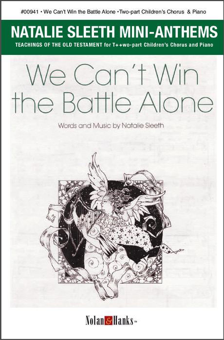 We Can't Win the Battle Alone - SA | Sheet Music | Jackman Music