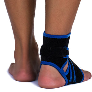 Adjustable Sports Elastic Breathable Ankle Brace