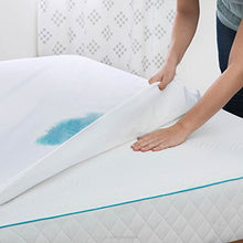 Premium Smooth Fabric Mattress Protector