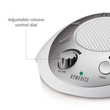 White Noise Sound Machine | Portable Sleep Therapy for Home, Office, Baby & Travel