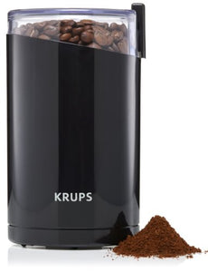 Electric Spice and Coffee Grinder with Stainless Steel Blades