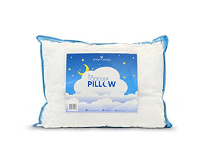 PharMeDoc Toddler Pillow for Kids, White, 14 x 19 inch
