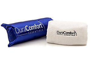 DuraComfort Essentials Super Absorbent Anti-Frizz Microfiber Hair Towel, Large 41 x 19-Inches