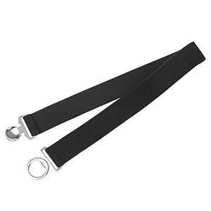 GRACE KARIN Women's Metal Stretchy Waist Belt Waistband Elastic Retro Cinch Belt