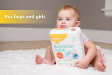 Booster Pads Diaper Doubler, 90 Count