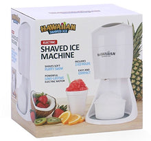 Hawaiian Shaved Ice S900A Electric Shaved Ice Machine | Features 2 Round Block Ice Molds | Shave Ice in minutes | Make Snoballs and Shave Ice from Home