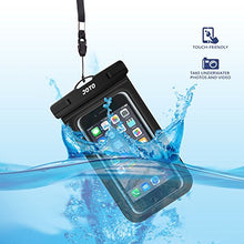 Universal Waterproof Case - Dry Bag for iPhone X, 8/7/7/6 and Samsung