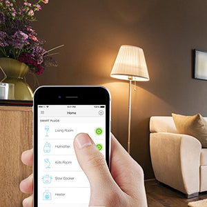 Kasa Smart Wi-Fi Plug by TP-Link - Control your Devices from Anywhere