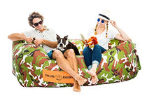 Chillbo Baggins 2.0  Inflatable Lounger/Air Sofa