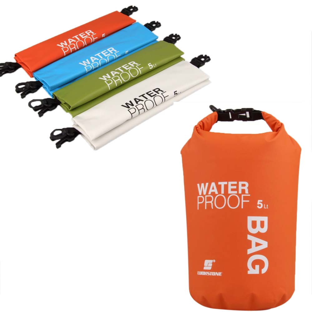 5L Portable Ultralight Outdoor Waterproof Dry Bag