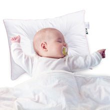 Baby/Toddler Pillow with DuPont Sorona Fiber, Hypoallergenic