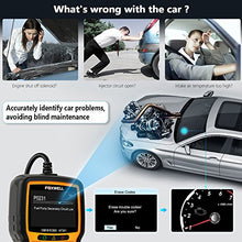 Universal Obd2 Code Scanner Check Engine Light Diagnostic Tool