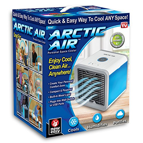 ONTEL Arctic Air Personal Space Cooler, Portable Air Conditioner | The Quick & Easy Way to Cool Any Space