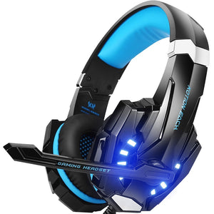 BENGOO G9000 Noise Cancelling Gaming Headset for PS4, PC, Xbox One Controller