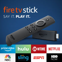 Fire TV Stick with Alexa Voice Remote
