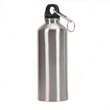 Stainless Steel Wide Mouth Drinking Water Bottle