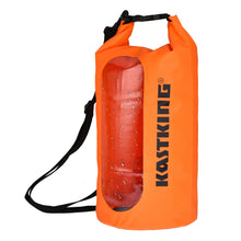 KastKing Dry Bag Waterproof Roll Top Sack for Beach, Hiking, Kayak, Fishing, Camping, and Other Outdoor Activities