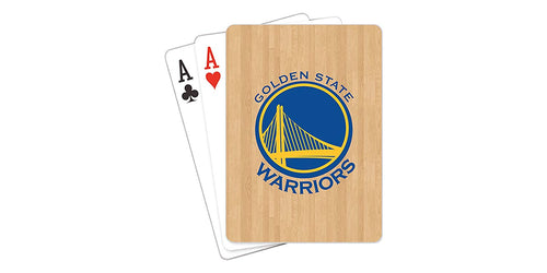 Golden State Warriors Poker Playing Cards