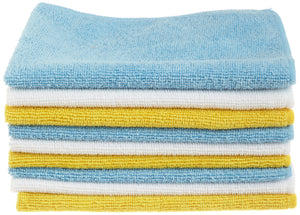 Microfiber Cleaning Cloth - 24 Pack