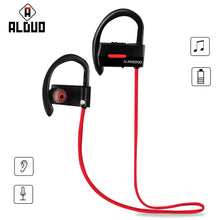 ALANGDUO A1 auriculares inalambrico bluetooth headset Waterproof Wireless Sports Bass Ecouteur Bluetooth V4.1 Earphone with Mic