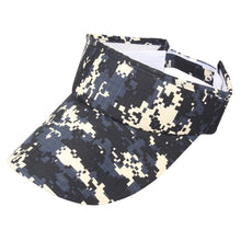 Adjustable Camouflage Summer Sun Visor