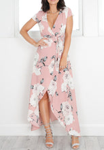 High Split Summer Maxi Dress