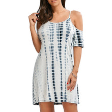 Camisole Off Shoulder Summer  Dress