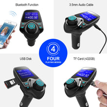 Wireless Bluetooth FM Transmitter