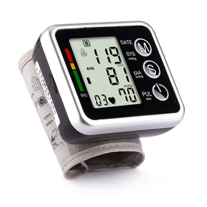 Automatic Wrist Blood Pressure Monitor