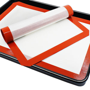 Non-Stick Silicone  Cookie Sheet