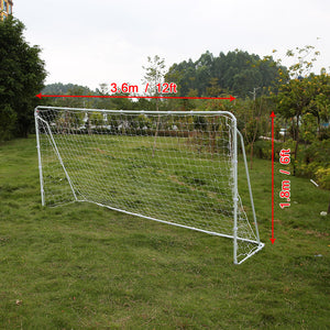 12x6 FT Soccer Goal With Net