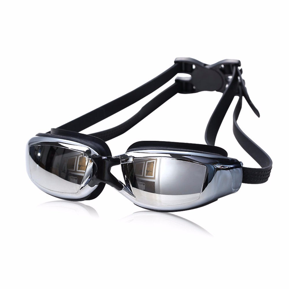 Waterproof Anti-Fog UV Protection Swim Glasses