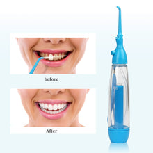 New Dental Floss Care Implement Pressurre Water Flosser Irrigation Hygiene Necessaire Teeth Cleaning odontologia