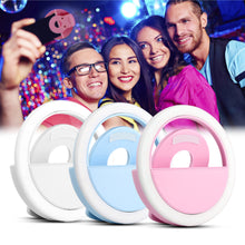 Selfie LED Ring Light